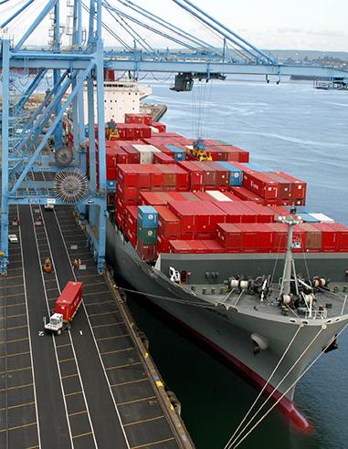 HashCash Ports And Ships