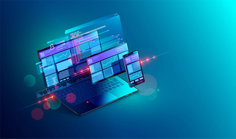 Blockbase Website Digital Platform